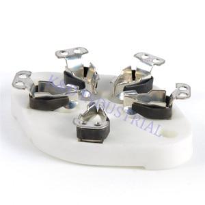 Image 2 - 5 adet Gümüş Tabak 5Pin seramik tüp Soket vana bankası 807 27 37 56 76 46 FU7 24 U5A