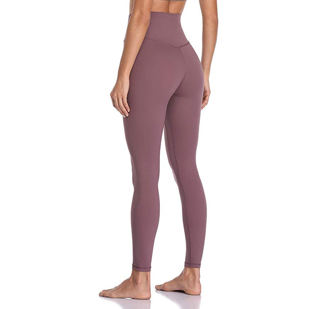6ad47c7875d659 High Waisted Yoga Pants Shark Gym Seamless Leggings High Elastic Exercise  Tights Women Pants for Fitness Yoga Running Sports A23 ~ Top Deal July 2019