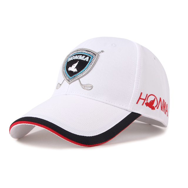 a90d599e106 New Multi style Honma Golf Hat Adjustable Caps Outdoor Sport Golf Ball Cap  Hats Unisex Colorful For Man Women Free Shipping-in Golf Caps from Sports  ...