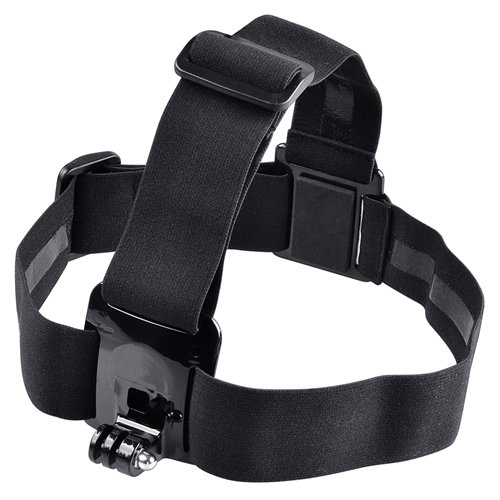 Head Belt Strap Mount compatible with GoPro Hero 1/ 2/ 3 / 3+