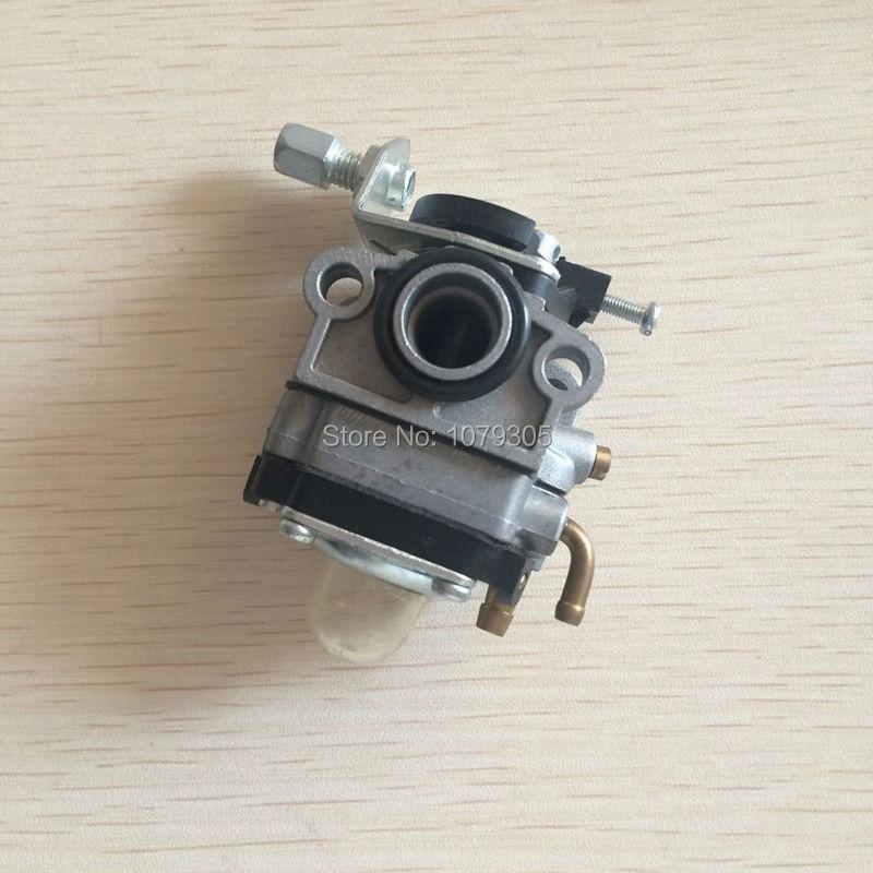 GX35 140 4 tiempos desbrozadora cortadora de césped cortacésped diafragma carburador