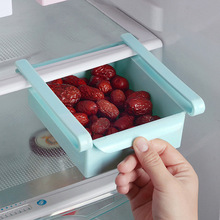 Refrigerator Storage Box Fresh Spacer Layer Storage Rack Drawer Sort Kitchen Accessories Hanging Organizer 16.5x15cm