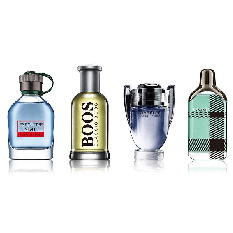 MayCreate 4Pcs\Set Perfume Men Mini Bott