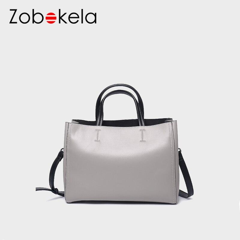 Zobokela Woman bag Woman Handbag Female messenger bag Designer Handbags High quality Woman Shoulder Bag woman handbags 100