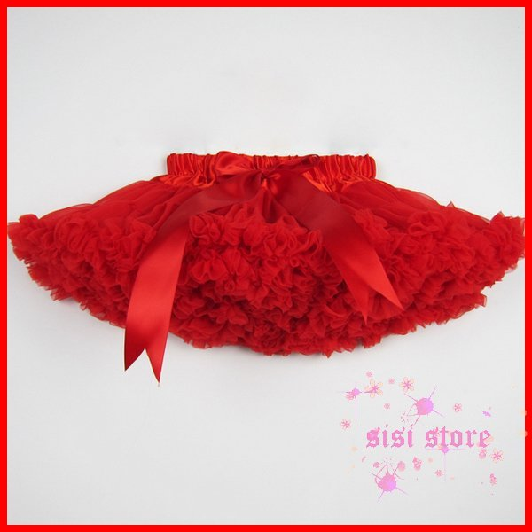 2012 SÚPER falda tutús pettiskirts mullidos de la muchacha envío gratis
