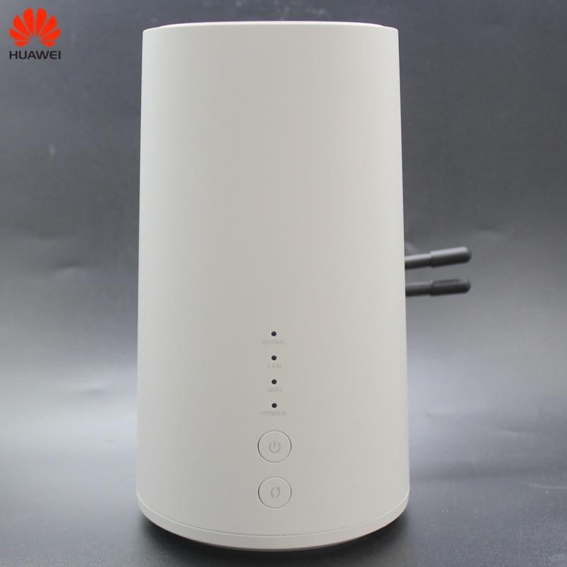 Novo desbloqueado Huawei B528 B528s-23a CAT6 4G LTE de 300Mbps 4G LTE CPE Router com Slot Para Cartão Sim router wi-fi PK B525, e5186, E5172, B310