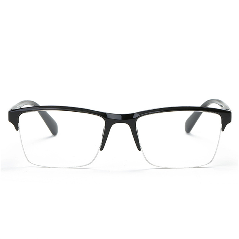 XojoX Half Frame <font><b>Reading</b></font> <font><b>Glasses</b></font> <font><b>Men</b></font> Women Anti-fatigue Presbyopia Eyeglasses Diopter +1.0 +1.25 <font><b>2.25</b></font> 3.5 Hyperopia <font><b>Glasses</b></font> image