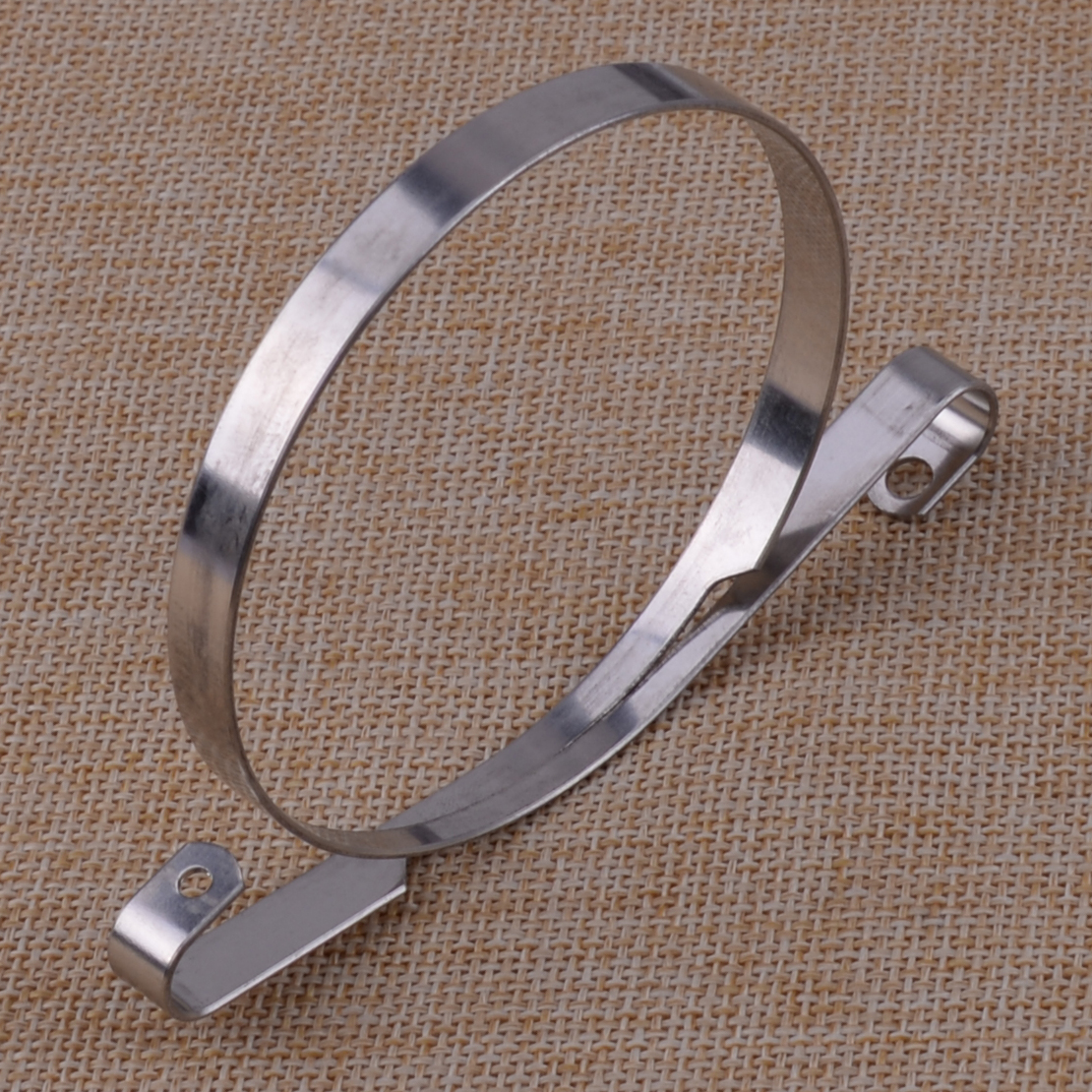 LETAOSK High Quality Silver Metal Chain Brake Band 537043001 Fit For Husqvarna 340 345 346XP 350 351 353 357 359 Chainsaw