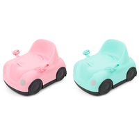 Baby Infant Potty Chair Car Shape Child Toilet Training Seat Travel Children'S Pot Toilet Portable Potty Urinal Penico Toilet