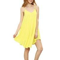 d8a63eab418e1 Summer Dresses With Pure Back Cross Vest Dresses