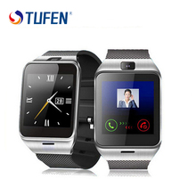 Smartwatch Gv18 Bluetooth Health Mp3 Waterproof Pedometer Wearable Device With SIM Card Mobile font b GSM
