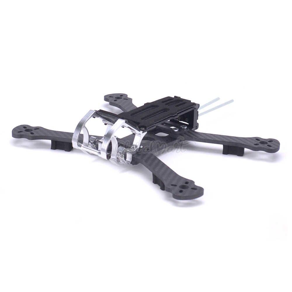 """Петух 230 225 мм 5 """"FPV гоночный Дрон Квадрокоптер рамка 5 дюймов FPV рама для фристайла с 4 мм дужками для хамелеона 230 мм"""