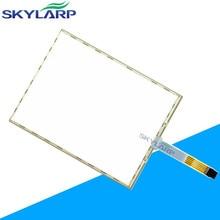НОВЫЙ 10.4 Дюймов 5 Проводной Резистивный Сенсорный Экран Панель Для A104SN03 Win 7 XP 229*174 мм сенсорная панель стекло Бесплатная доставка
