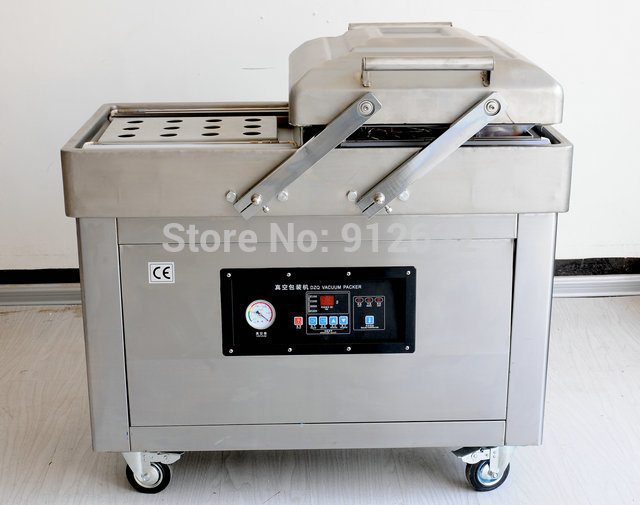 RY DZ600/2C Double chamber vacuum machine,vacumm sealer,paper bag sealer