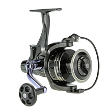 COONOR 11+1BB Ball Bearing Fishing Reel Freshwater Spinning Reel With Dual Brake System  4.7:1 Fishing Tackle Carrete De pesca