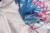 Verano Femenino del Estilo Chino de La Vendimia Impresión Floral de Cintura Alta Moda de Bola de La Falda Midi Oscilación Mujeres Tutu Faldas jupe femme