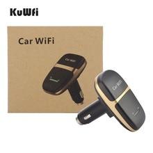 Unlocked araba şarjı 150Mbps LTE 4G kablosuz yönlendirici LTE Wifi Modem araba Hotspot ile Sim kart yuvası desteği 10 kullanıcıların Wifi paylaşımı