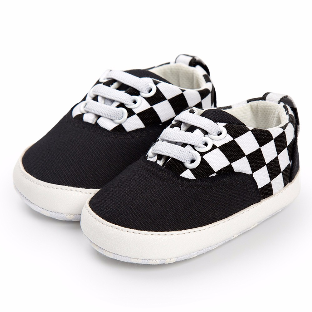 2018 Fashion Newborn Baby canvas Shoes For Kids Sneaker Shoes Toddler Baby Boy Girls first walkers Top Quality Hot Sale