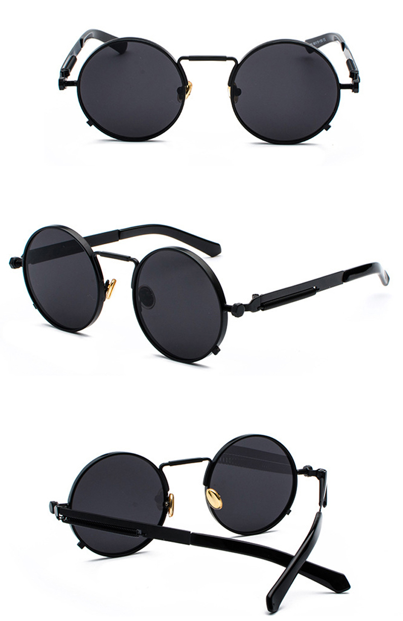 clear red sunglasses 6025 details (3)
