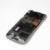 Para samsung galaxy s4 mini i9195 i9190 i9192 display lcd assembléia touch screen com frame + filme