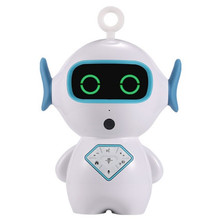 Children's Certain Christmas Gift AI Intelligent Pet Intelligent Voice Control Cartoon Robot Story Machine Wifi Dialogue Toys