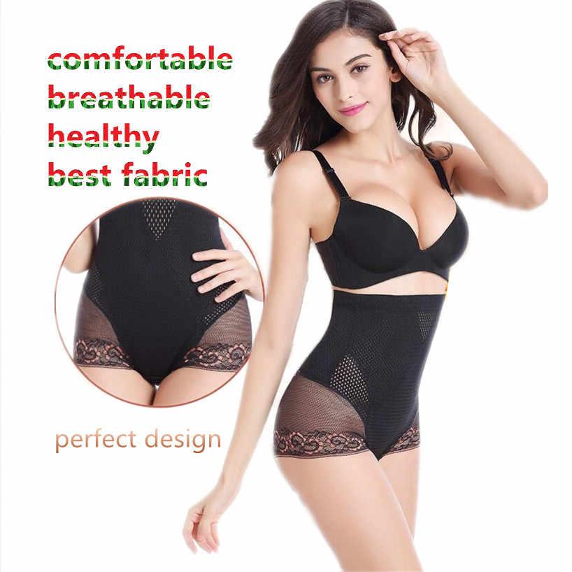 96ddafba8f078 ... High Waist Trainer Tummy Control Panties Hip Butt Lifter Body Shaper  Slimming Underwear Modeling Strap Corset ...