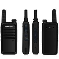 מכשיר הקשר מיני ילדים שני הדרך רדיו UHF רדיו ניידת 2W צעצוע Communicator BF-R5 FM רדיו HF משדר Ham CB BF-R5 Baofeng מכשיר הקשר (4)