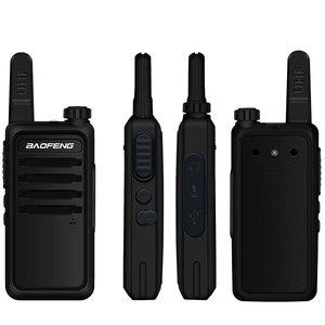 Image 4 - Walkie Talkie baofeng bf r5 niños mini radio de dos vías de radio uhf portátil 2 W juguete comunicador BF R5 Radio FM HF transceptor jamón cb