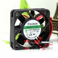 4010 fan 12V 1.8W KDE1204PFVX 40*40*10 switch with 3 wire