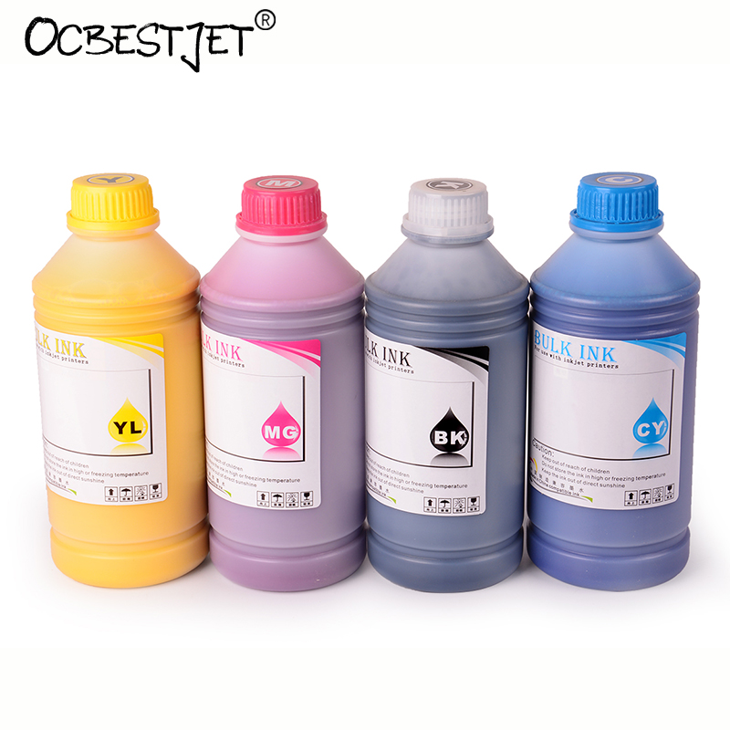 500ML Bottle Universal Pigment Ink For Canon Inkjet Printer PFI 101 102 107 701 703 706