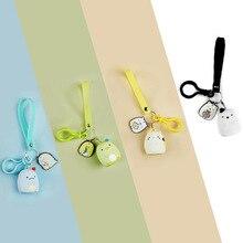 4 Colors Trinket Keychain Corner creature Keychains for Cars Keyrings Trinkets Cute Keychain Cute Car Decoration цена 2017