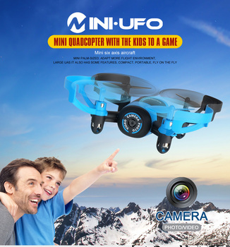 JXD 512V RC Quadcopter With 0.3MP HD Camera Headless Mode & One Key Return Brushed Motor RC Quadcopter Mini Dron
