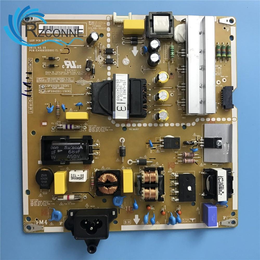Listwa zasilająca zasilanie karty dla LG 42 ''telewizor z dostępem do kanałów 42LF5600 42LX330C 42LF652V 42LF5610 LC420DUE MG AQ 42LB5600 42LX530S 42LB5610 42LF652V w Komputery przemysłowe i akcesoria od Komputer i biuro na AliExpress - 11.11_Double 11Singles' Day 1