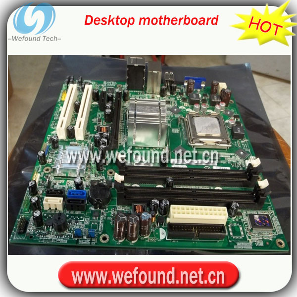 100% Working Desktop Motherboard For 530S V200 G33M02 CU409 RY007 System Board Fully Tested
