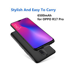 6500mAh Portable Battery Charger Box for OPPO R17 Pro Battery Box Mobile Power Box Charging Cover External Battery