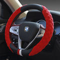 High-density Thickened Car Fur Steering Wheel Cover Universal Cover On The Steering Wheel Of Car