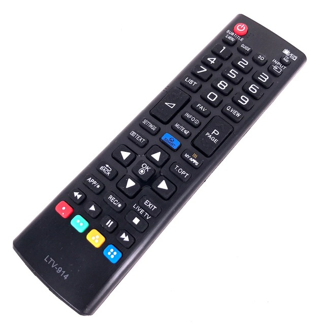 NEW remote control For LG TV LTV-914 fit AKB73715679 AKB73715634