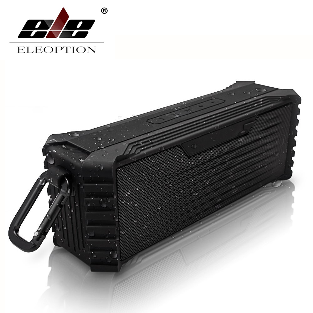 20W 2600mAh IPX6 Waterproof Speaker Portable Bluetooth Outdoor stereo wireless speaker Bluetooth for phone Big Power Loudspeaker jawbone big jambox wireless bluetooth speaker certified refurbished