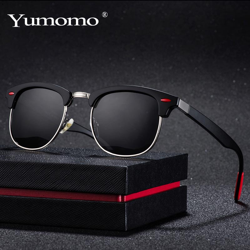 Vintage Polarized Sunglasses Men Women 2019 Classic Oval Metal Frame Male Sun Glasses Driving UV400 Brand Design Eyewear in Women 39 s Sunglasses from Apparel Accessories