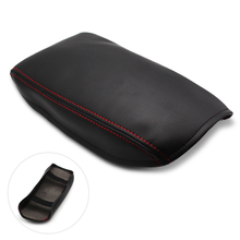Car Styling Center Console Armrest Box Cover microfiber leather Protection Pad for Audi A6 2005 2006 2007 2008 2009 2010 2011 large armrest for ford focus 2 mk2 2005 2011 arm rest centre center console storage box leather support 2006 2007 2008 2009 2010