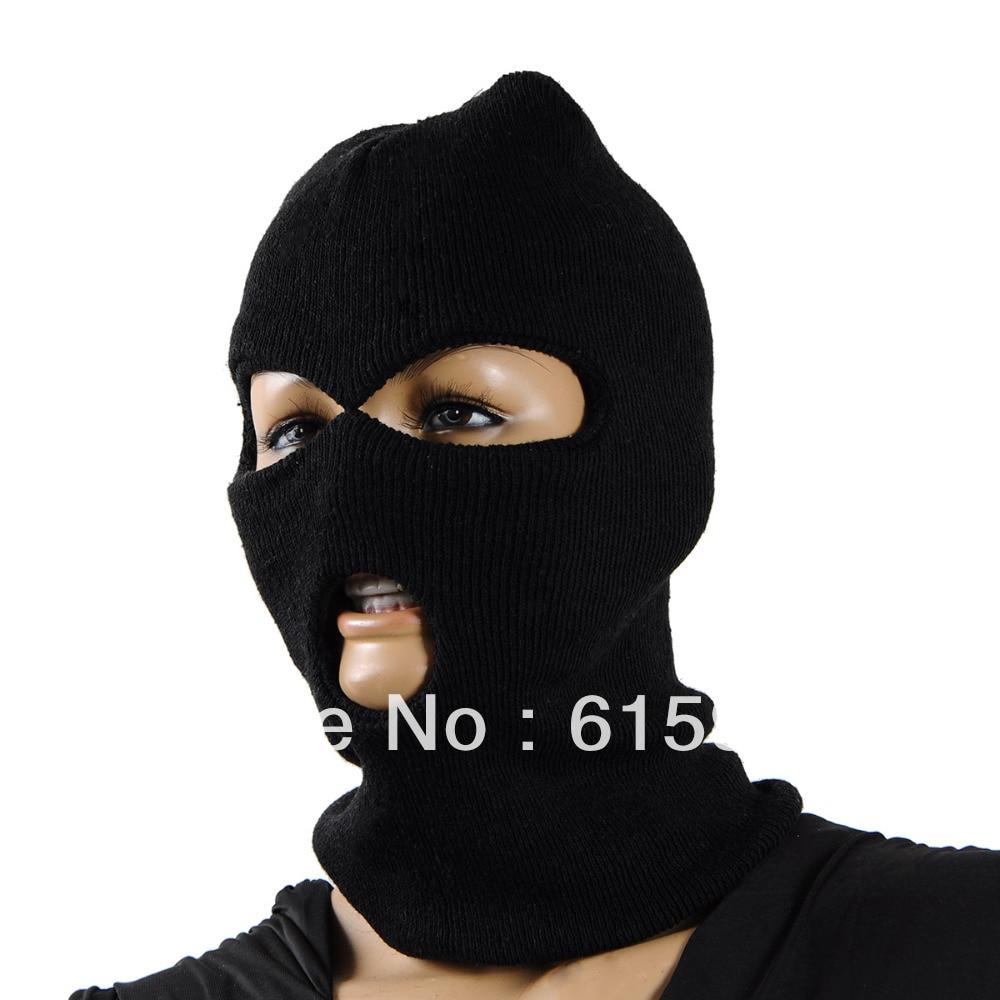 Radsport Unisex Männer Frauen Winter Warm Full Face Cover Winter Ski Maske Beanie Hat Protektoren & Schoner