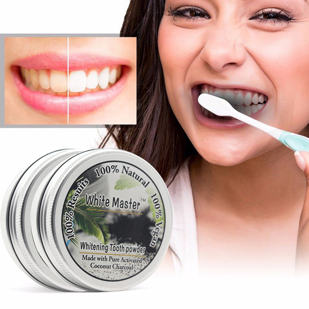 Hot Portable Natural Charcoal Tooth Removes Dirt Powder with Black Bamboo Replay Perfect Sexy Smile Whitening Teeth Artifact