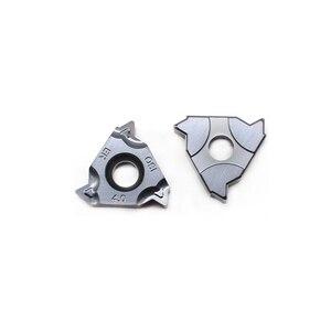 Image 5 - 16ER 1,0 ISO 1,25 1,5 1,75 2,0 2,5 3,0 22ER 3,5 4,0 4,5 Gewinde drehen werkzeuge CNC Drehmaschine Hartmetall legen Schneider Werkzeug