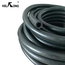 Топливный шланг KELKONG 1 м для мотоцикла, внедорожника, квадроцикла, газа, масла, двойной трубчатый шланг 6 мм * 13 мм, бензиновая труба, подача масла с фильтром