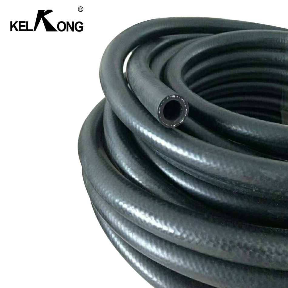 KELKONG 1m Fuel Line Motorcycle Dirt Bike ATV Gas Oil Double 6mm*13mm Tube Hose Line Petrol Pipe Oil Supply With Filter-in Carburetor from Automobiles & Motorcycles
