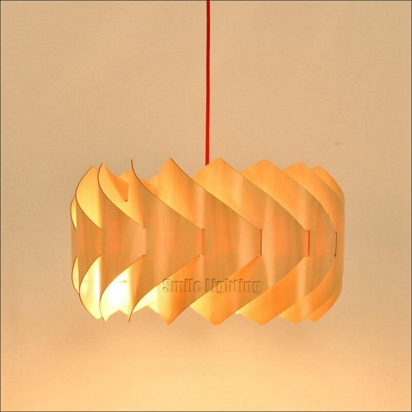 Твердой древесины Ветряные мельницы pandant Огни Творческий подвесной светильник современный Книги по искусству деревянный Ветряные мельниц