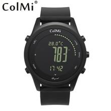 ColMi Смарт-часы за Bluetooth Смарт часы для Для мужчин Водонепроницаемый шагомер Фитнес трекер Smartwatch с удаленным Камера для
