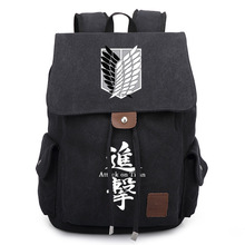 Attack on Titan Scouting Legion Large School Backpack