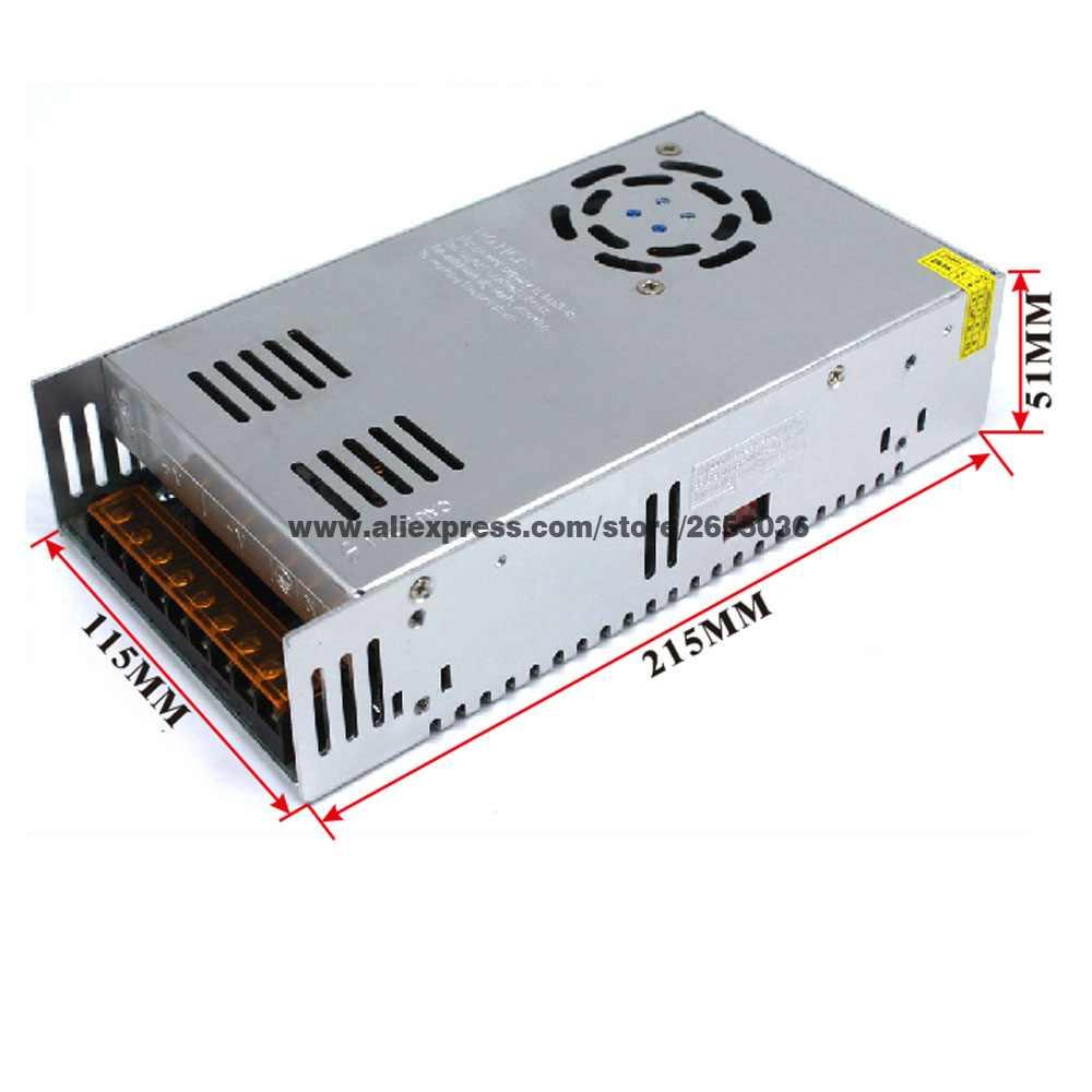 regulated adjustable dc0 24v 15a 360w constant voltage transformer rh aliexpress com