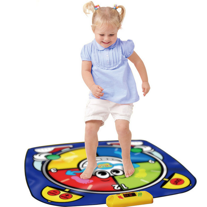 Free Shipping New Arrival Department Of Music Baby Digital Dance Mat Music Toy Child Early